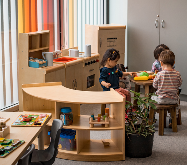 One of our learning play spaces