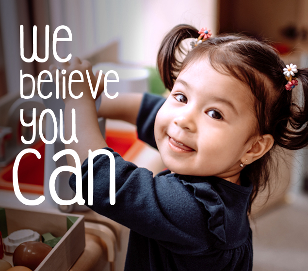 We Believe You Can